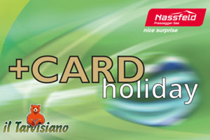 +Card Holiday - Nassfeld