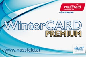 Winter Card Premium - Nassfeld
